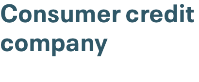 Global consumer credit company cuts costs, risks with auto-scaling logo
